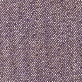 Quince - Dusk - Dusky purple and cream coloured fabric made from cotton, viscose and linen with a simple pattern of diagonal lines