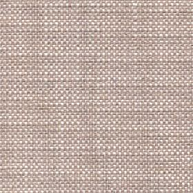 Oberon - Timber - Cotton, viscose, linen and polyester blend threads woven into a light grey and white coloured fabric