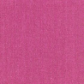 Satori - Hot Pink - Hot pink fabric made from a combination of polyester, cotton and linen