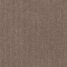 Satori - Walnut - Almond brown coloured fabric made with a polyester, cotton and linen blend