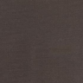 Cascada - Otter - Dark grey 100% cotton fabric finished with a subtle dark brown tinge