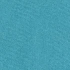 Cascada - Turquoise - Sky blue coloured fabric made in a bright, light, classic colour with a 100% cotton content