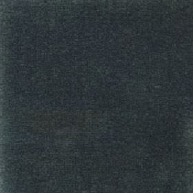 Cascada - Dark Slate - Very slightly speckled dark grey-blue coloured fabric made from 100% cotton