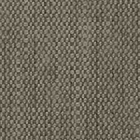 Denver - Granite - Viscose and linen blend fabric woven using threads in dark and light shades of grey