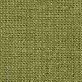 Denver - Lime - Apple green coloured fabric woven from a combination of viscose and linen