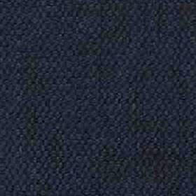 Denver - Navy - Very dark indigo and grey coloured fabric woven from a blend of viscose and linen