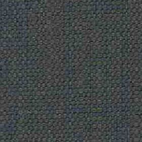 Denver - Aztec - Viscose and linen blend fabric woven with slightly patchy colouring in dark, dusky shades of grey, green and blue