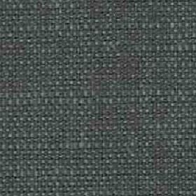 Denver - Petrol - Patchily coloured fabric woven from a blend of viscose and linen in dark green and grey colours