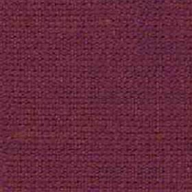 Denver - Fuchsia - Mulberry coloured woven viscose and linen blend fabric
