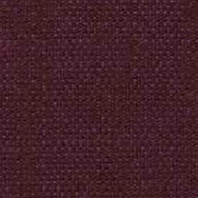 Denver - Prune - Dark aubergine and maroon colours combined to create a slightly patchy woven viscose and linen blend fabric