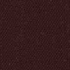 Denver - Burgundy - Fabric woven from viscose and linen in a very dark shade of brown with a subtle purple tinge