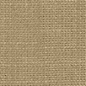 Denver - Linen - Threads made from straw coloured viscose and linen woven together into an unpatterned fabric