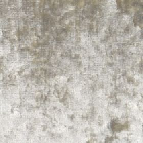 Diva - Oatmeal - Slightly patchy pewter and white coloured fabric made from a combination of cotton, viscose and polyester