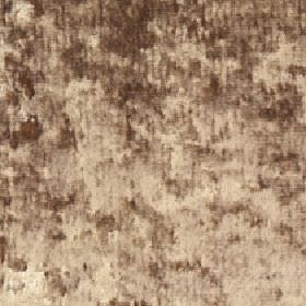 Diva - Champagne Beige - Cream and brown coloured fabric made from cotton, viscose and polyester with a slightly patchy finish