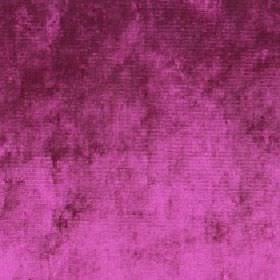 Diva - Hot Pink - Bright magenta coloured cotton, viscose and polyester blend fabric finished with a slightly patchy effect
