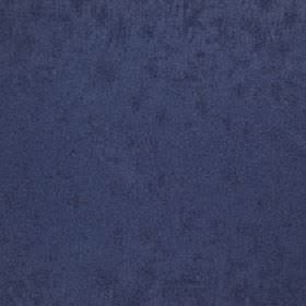 Stelvio - Sapphire - Some subtle patches finishing classic navy blue coloured 100% polyester fabric