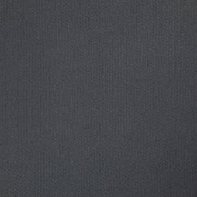 Piedmont - Charcoal - Fabric made from 100% polyester in a plain, very dark shade of grey