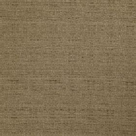Matterhorn - Khaki - Subtle dark brown speckles finishing mid-brown fabric made from 100% polyester