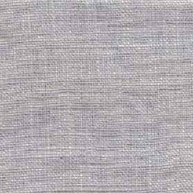 Eden - Fog - Steel grey and white coloured threads woven into a 100% linen fabric