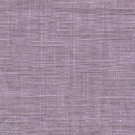 Eden - Lavender - Fabric blended from lavender and lilac-grey coloured threads with a 100% linen content