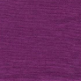Eden - Magenta Haze - Vivid violet coloured fabric made entirely from linen