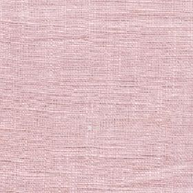 Eden - Blossom - Baby pink coloured fabric made with a 100% linen content