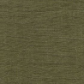 Eden - Moss - Fabric made from 100% linen in a plain Army green colour