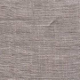 Eden - Oatmeal - Unpatterned fabric woven using cream and grey coloured 100% linen threads