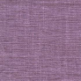 Eden - Orchid Haze - 100% linen fabric made in a flat lilac colour with a few threads in a slightly lighter shade