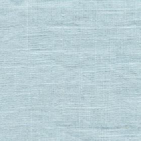 Eden - Blue Haze - Fabric made from baby blue coloured 100% linen