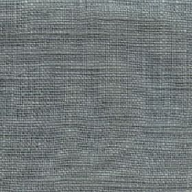 Eden - Silver Sage - Plain steely blue-grey coloured 100% linen fabric