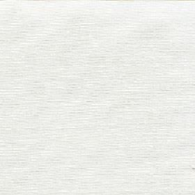 Mirage - Snowdrop - Milk white coloured fabric made with a 100% Trevira CS content