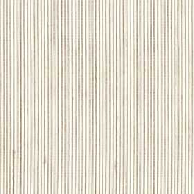 Glaze - Sandshell - 100% Trevira CS fabric made in several different cream and light grey-beige shades, printed with thin, vertical lines