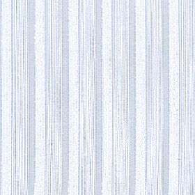 Blink - Cloud Dancer - Vertically striped fabric made from pale grey and white 100% Trevira CS with a repeated, regular pattern of thin line