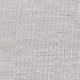 Enya - Light Gray - 100% polyester fabric made in a flat, very pale shade of grey