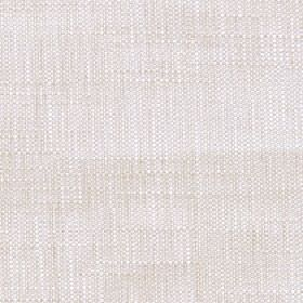 Enya - Dew - Fabric made from 100% polyester in a blend of white and a very pale shade of beige