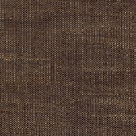 Enya - Woodsmoke - Slightly flecked fabric made from light beige and dark brown coloured 100% polyester