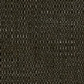 Enya - Dark Earth - 100% polyester fabric made in dark grey with a subtle green tinge and a few white flecks