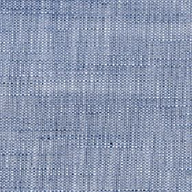 Enya - Pearl Blue - Light denim blue and white coloured 100% polyester threads woven together into a slightly flecked fabric