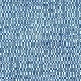 Enya - Aqua - Fabric made from 100% polyester using threads woven in light dusky blue shade with some lighter shades and white