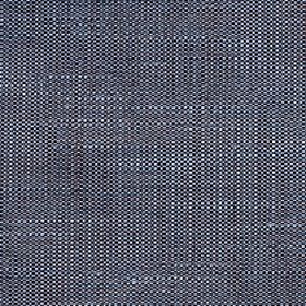 Enya - Flint Stone - 100% polyester fabric woven with a flecked design in white and a very dark grey colour