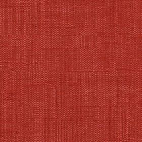 Enya - Paprika - Tomato red coloured 100% polyester featuring a few very subtle threads in a slightly paler colour