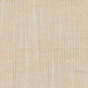 Enya - Golden Haze - Limestone and white coloured threads woven together into a 100% polyester fabric
