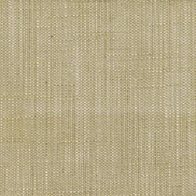 Enya - Shadow Green - Fabric made from 100% polyester using threads in off-white and a light shade of olive green