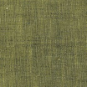 Enya - Mosstone - Very dark and pale green flecks patterning grass green coloured fabric made entirely from polyester