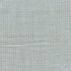 Enya - Sea Foam - Plain pale blue-grey coloured 100% polyester fabric