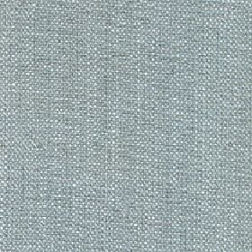 Gecko - Ocean - Pale blue-grey and white coloured threads woven together into a plain linen and polyester blend fabric
