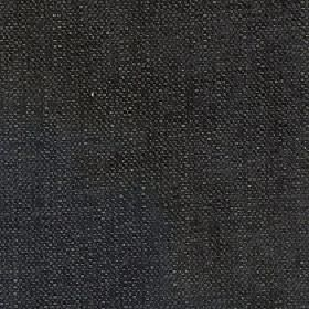 Gecko - Raven - Very subtly flecked linen and polyester blend fabric made in a dark graphite grey colour
