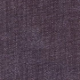 Gecko - Shark - Dark purple-grey coloured linen and polyester blend fabric featuring a few small white flecks