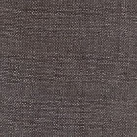 Gecko - Moon Mist - Dark grey fabric woven from linen and polyester with a very slight ligt pink tinge and a few pale grey-white flecks
